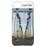 Caso ideal del iPhone 5 de California Funda Para iPhone 5C