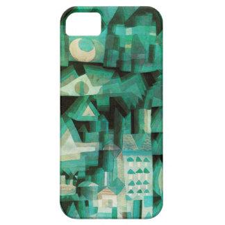 Caso ideal del iPhone 5 de la ciudad de Paul Klee iPhone 5 Carcasas