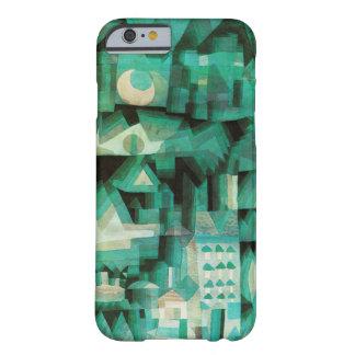 Caso ideal del iPhone 6 de la ciudad de Paul Klee Funda Para iPhone 6 Barely There