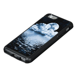 Caso ideal del iPhone 6 de OtterBox del espacio Funda Otterbox Para iPhone 6/6s