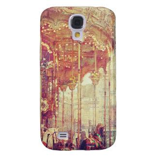 Caso ideal del iPhone del paseo Funda Para Galaxy S4