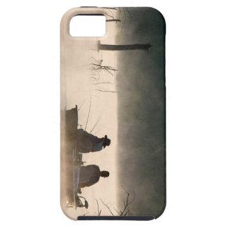 Caso ido del iPhone 5 de Fishin Funda Para iPhone SE/5/5s