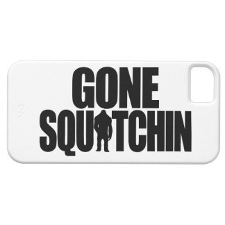 Caso ido del iPhone 5 de Squatchin iPhone 5 Funda