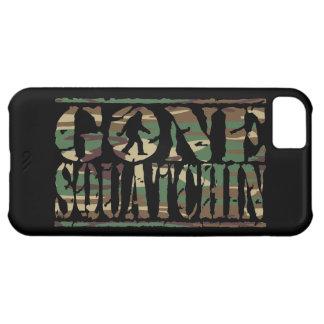 Caso ido del iPhone 5 de Squatchin Sasquatch Funda Para iPhone 5C