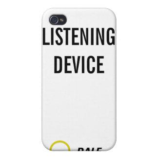 caso iListening del dispositivo 4,0 iPhone 4 Carcasas