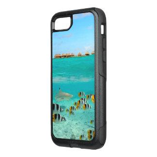 Caso impermeable subacuático del iPhone 7 del Funda Commuter De OtterBox Para iPhone 7