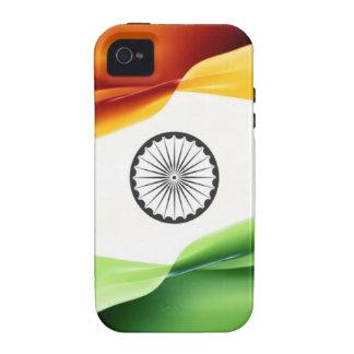 Caso indio de Iphone de la bandera Funda Para iPhone 4/4S