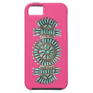 Caso indio del iPhone 5 de la joyería de la iPhone 5 Carcasa