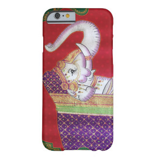 Caso indio del iPhone 6 del elefante del arte