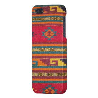 Caso indio del iphone del modelo de la manta iPhone 5 carcasa