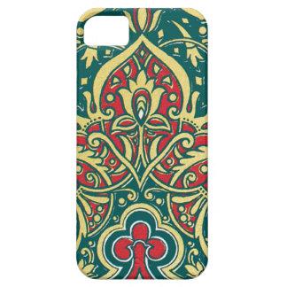 Caso indio elegante del iPhone del diseño gráfico Funda Para iPhone SE/5/5s