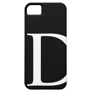 Caso inicial de Barely There del iPhone 5 de D iPhone 5 Fundas
