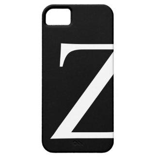 Caso inicial de Barely There del iPhone 5 de Z iPhone 5 Funda