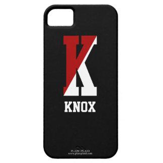 Caso inicial de encargo del iPhone del equipo K iPhone 5 Case-Mate Cobertura