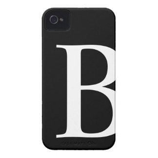 Caso inicial del iPhone 4/4S Barely There de B iPhone 4 Case-Mate Funda