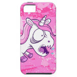 Caso insano loco del iPhone 5 del unicornio iPhone 5 Protector