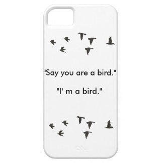 Caso inspirado cita del iphone de la película iPhone 5 fundas