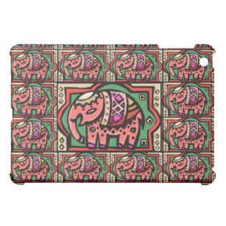 Caso inspirado indio del iPod del diseño del elefa