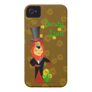 Caso intrépido de Dandylion Blackberry iPhone 4 Coberturas