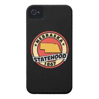 Caso intrépido de Nebraska Blackberry iPhone 4 Coberturas