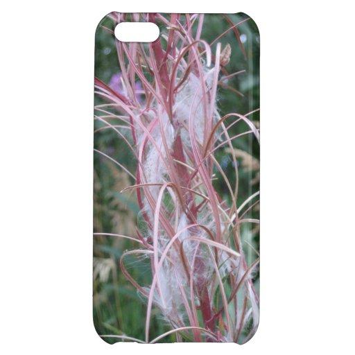 caso iPhone5: Wildflowers Fairbanks Alaska