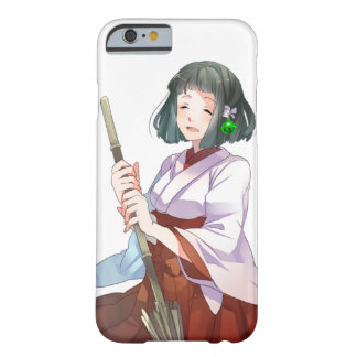 caso iPhone6 del 石神翠 (Ishigami Midori) Funda Para iPhone 6 Barely There