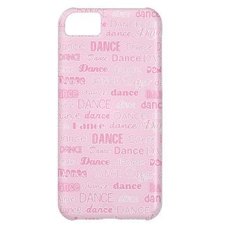 Caso IPhone 5 de IPhone de la danza