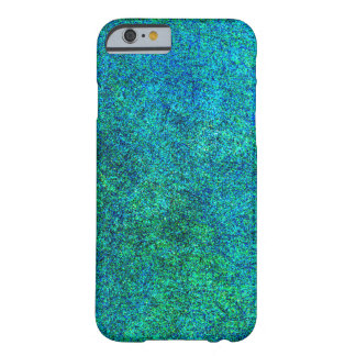 Caso iridiscente del iPhone 6 de la turquesa Funda Para iPhone 6 Barely There