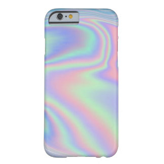 Caso iridiscente del iPhone Funda Para iPhone 6 Barely There