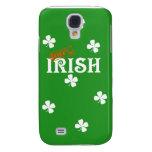 Caso irlandés del iPhone 3g del 100%