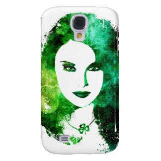 Caso irlandés del iPhone de la belleza
