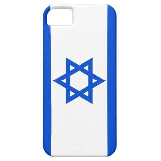 Caso israelí del iPhone 5 de la bandera iPhone 5 Fundas