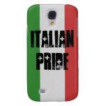 Caso italiano del iPhone 3 de la bandera de Italia