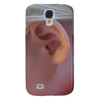 Caso izquierdo invisible del iPhone 3G 3GS del oíd