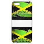 Caso jamaicano del iPhone de la bandera