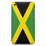 Caso jamaicano del tacto de iPod de la bandera Barely There iPod Carcasa
