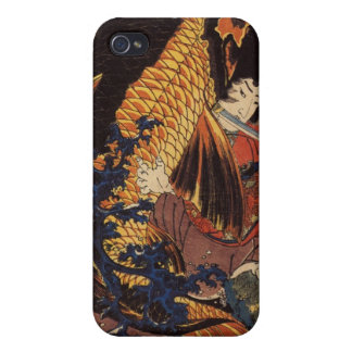 Caso japonés del arte iPhone4 iPhone 4/4S Carcasas