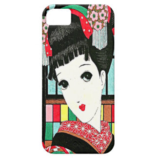 Caso japonés del iPhone 5 de la belleza del Funda Para iPhone 5 Barely There