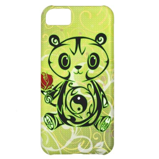 caso japonés del iphone de la panda