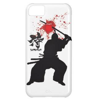 Caso japonés del samurai iPhone4
