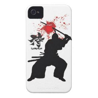 Caso japonés del samurai iPhone4 iPhone 4 Carcasas