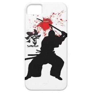 Caso japonés del samurai iPhone4 iPhone 5 Case-Mate Fundas
