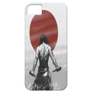 Caso japonés del samurai para el iPhone 5 iPhone 5 Carcasa
