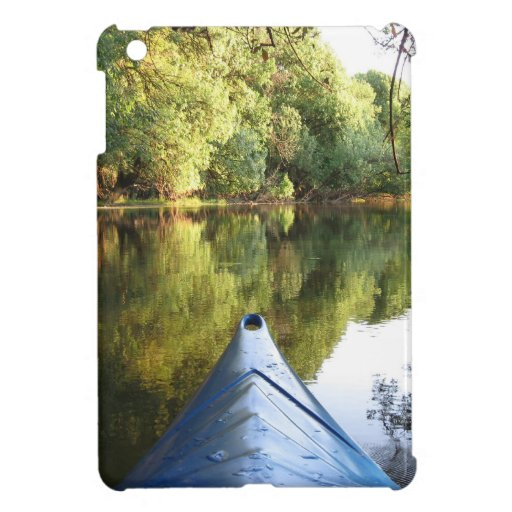 Caso Kayaking del iPad de la aventura mini
