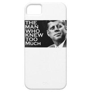 Caso Kennedy de Iphone iPhone 5 Case-Mate Carcasas
