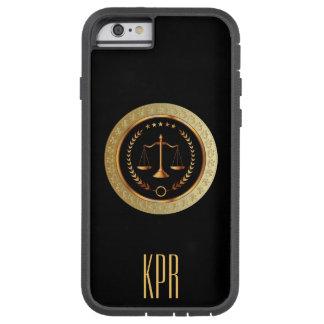 Caso legal/de la ley/del abogado del iPhone 6 - Funda De iPhone 6 Tough Xtreme