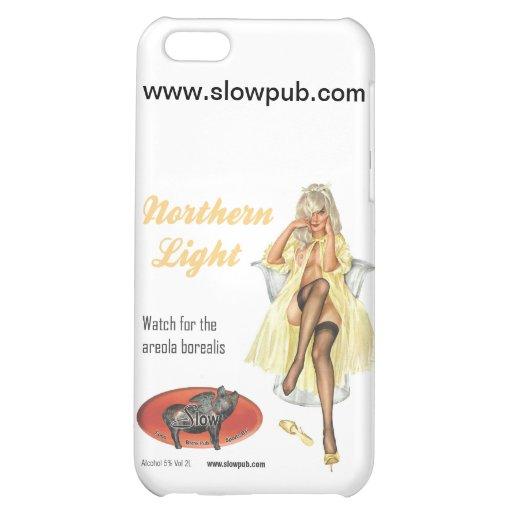 caso lento de IPhone del pub