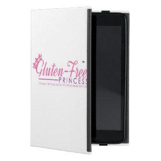 Caso libre del iPad de princesa Mini del gluten iPad Mini Carcasa