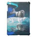 Caso lindo del iPad de la masa de hielo flotante d