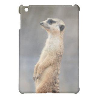 Caso lindo del iPad de Meerkat